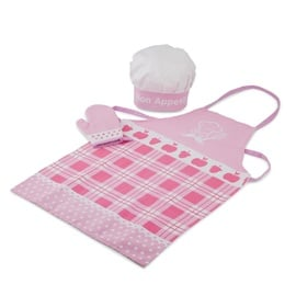 New Classic Toys Apron Pink 10682