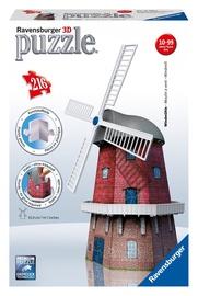 3D mīkla Ravensburger Windmill 12563, 216 gab.