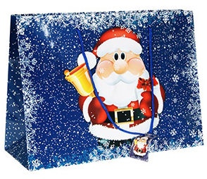Verners Gift Bag Santa 389414