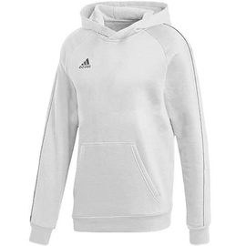 Adidas Core 18 Hoodie Youth FS1891 White 152cm