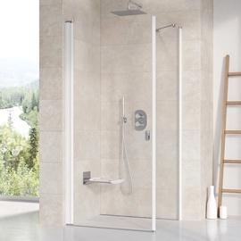 Dušas siena CPS 800 x 1950 mm spīdīgs, caurspīdīgs stikls
