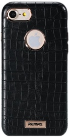 Remax Maso Snake Skin Design Back Case For Apple iPhone 7 Plus Black