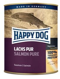 Влажный корм для собак (консервы) Happy Dog Salmon Pure Wet Dog Food 750g