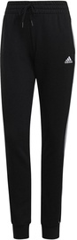 Adidas Essentials French Terry 3-Stripes Pants GM8733 Black S