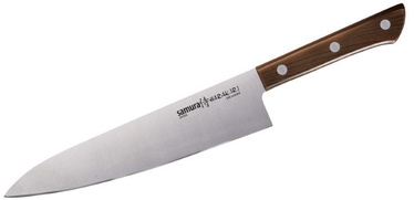 Samura Harakiri Universal Kitchen Chefs Knife 20.8cm Brown