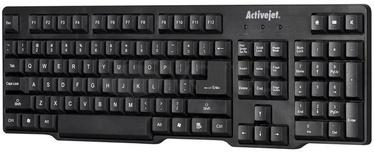 ActiveJet K-3021 Keyboard Black