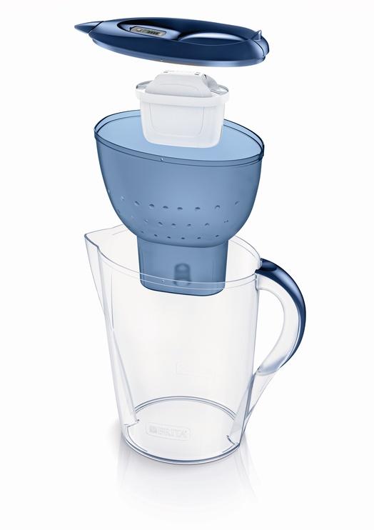Ūdens filtrēšanas trauks Brita Marella XL, 3.5 l, zila