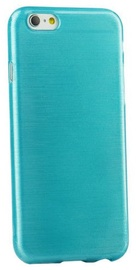 Forcell Jelly Brush Back Case For Samsung J500F Galaxy J5 Blue