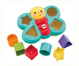 Izglītojošās rotaļlietas Fisher Price Butterfly Shape Sorter CDC22