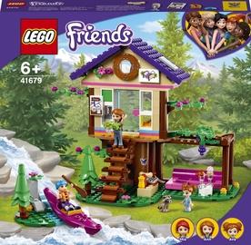 Конструктор LEGO Friends Домик в лесу 41679, 326 шт.