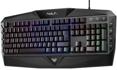 Aula Madfire Gaming Keyboard RU