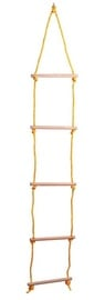 Woodyland Wooden Rope Ladder 190cm 90124