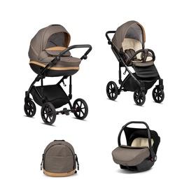 Универсальная коляска Tutis Mimi Style 2021 324, темно коричневый