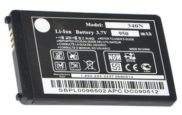 LG LGIP-340N Original Battery 950mAh