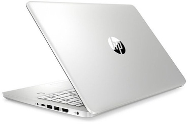 HP Windows 10 Home Laptop i3-1005G1 8GB 256GB SDD Silver
