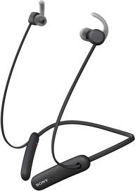 Беспроводные наушники Sony WI-SP510 In-Ear, черный