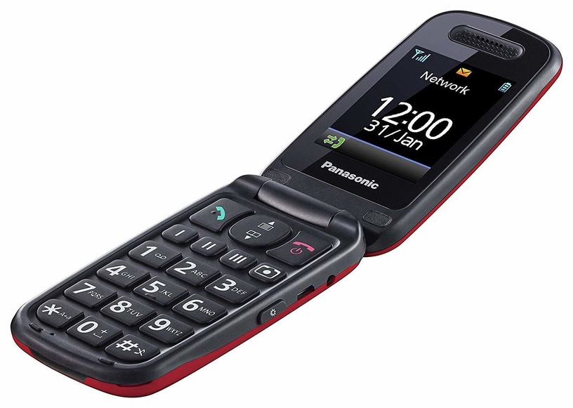 Panasonic KX-TU456 Red