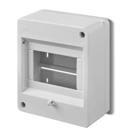 Panelis Elektroplast 2305-00, 120 mm, IP20, 5 mod