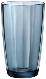 Bormioli Rocco Pulsar Tumbler Clear Blue 470ml