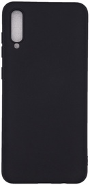 Evelatus Soft Touch Back Case For Samsung Galaxy A70 Black