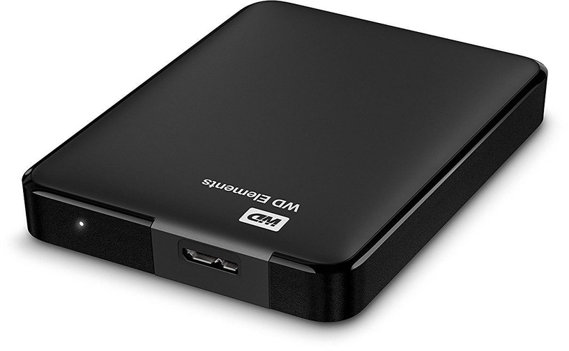 "Western Digital 2.5"" Elements Portable 4TB Black"
