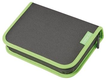 Herlitz Pencil Case 25pcs Mix Green
