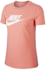 Nike Womens Sportswear Essential T-Shirt BV6169 655 Pink M