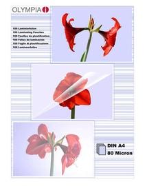 Olympia Lamination Pouches A4 - 80 Micron
