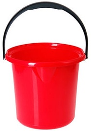 Verners Bucket 12l Red