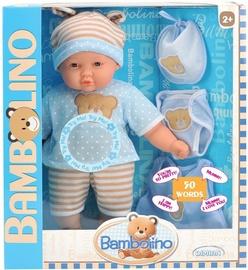 Dimian Bambolino Talking Baby Boy RU BD361RU