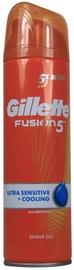 Пена для бритья Gillette Fusion 5 Ultra Sensitive, 200 мл