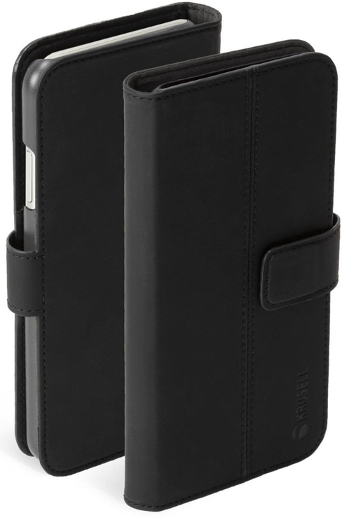 Krusell Loka 2in1 Wallet Case For Apple iPhone XS Max Black