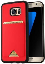Dux Ducis Pocard Series Premium Back Case For Samsung Galaxy J7 J730 Red