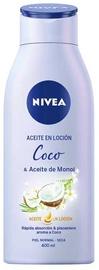 Ķermeņa losjons Nivea Coconut & Monoi Oil, 400 ml
