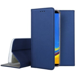 Mocco Smart Magnet Book Case For Samsung Galaxy A7 A750 Blue