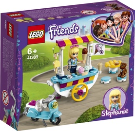 Konstruktors Lego Friends Ice Cream Cart 41389