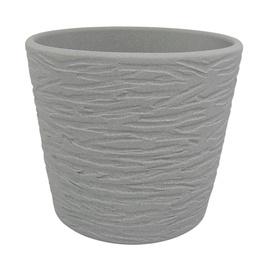 Puķu pods Cermax 815 Flower Pot 13cm Graphite