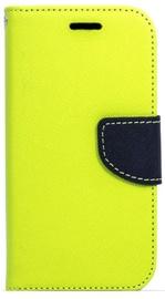 Telone Fancy Diary Bookstand Case For LG K10 2017 Light Green/Blue