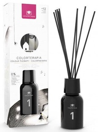Cristalinas Colourtherapy Reed Diffuser 125ml Sandalwood/Cedar