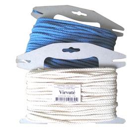 Virve Duguva Woven Cotton Rope 15m Assort