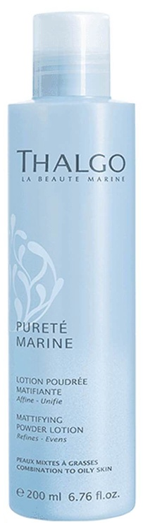 Средство для снятия макияжа Thalgo Purete Marine Mattifying Powder Lotion, 200 мл