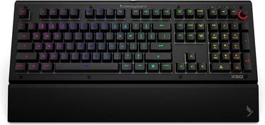 Игровая клавиатура Das Keyboard 5Q Gamma Zulu EN