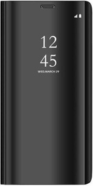 Mocco Clear View Case For Samsung Galaxy S20 Plus Black
