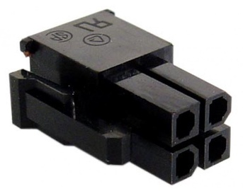 AC Ryan Pentium 4pin Power Plug Pure Black