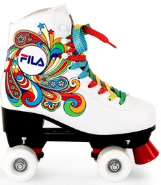 Ролики Fila Bella 013017007 White, 33