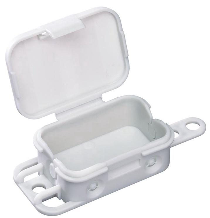Распределительная коробка Spelsberg, пластик, 56 мм x 40 мм x 23 мм