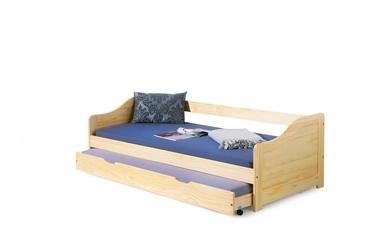 Детская кровать Halmar Laura, 209x96 см