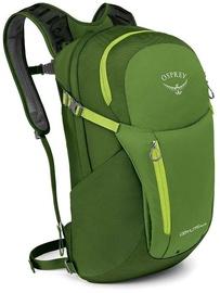 Туристический рюкзак Osprey Daylite Plus, зеленый, 20 л