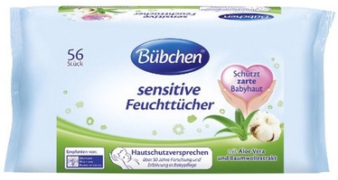 Bubchen Sensitive Wet Wipes 56pcs i