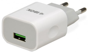 iBox C-35 USB Wall Charger White